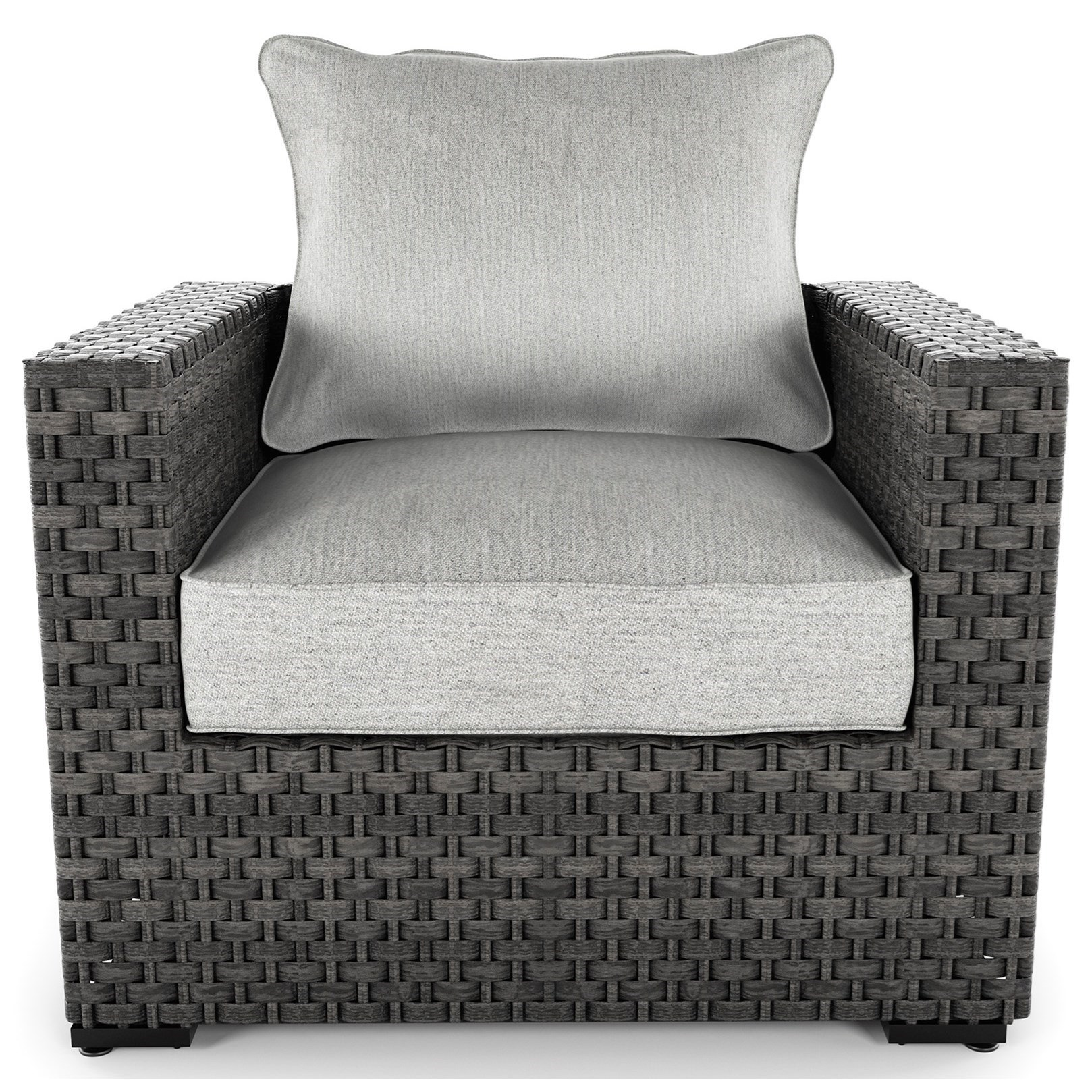 Signature Design by Ashley Spring Dew Lounge Chair with Cushion - Item Number: P453-820