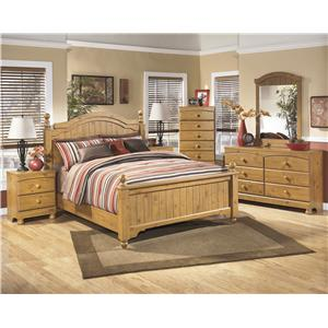 Signature Design by Ashley Stages Full Bedroom Group