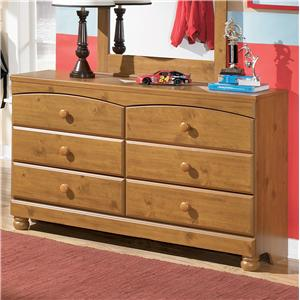 Signature Design by Ashley Furniture Stages Dresser