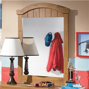 Signature Design by Ashley Stages Dresser Mirror