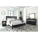 Signature Design by Ashley Starberry King Bedroom Group - Item Number: B304 K Bedroom Group 1
