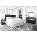 Signature Design by Ashley Starberry King Bedroom Group - Item Number: B304 K Bedroom Group 3
