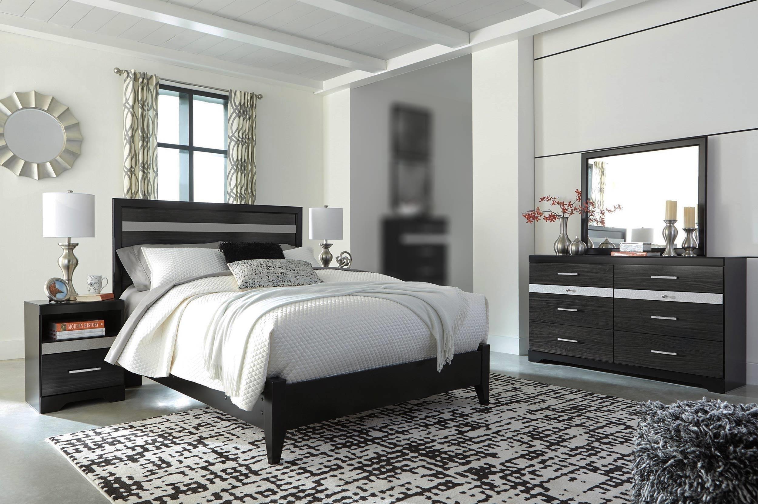 4PC Queen Bedroom Set