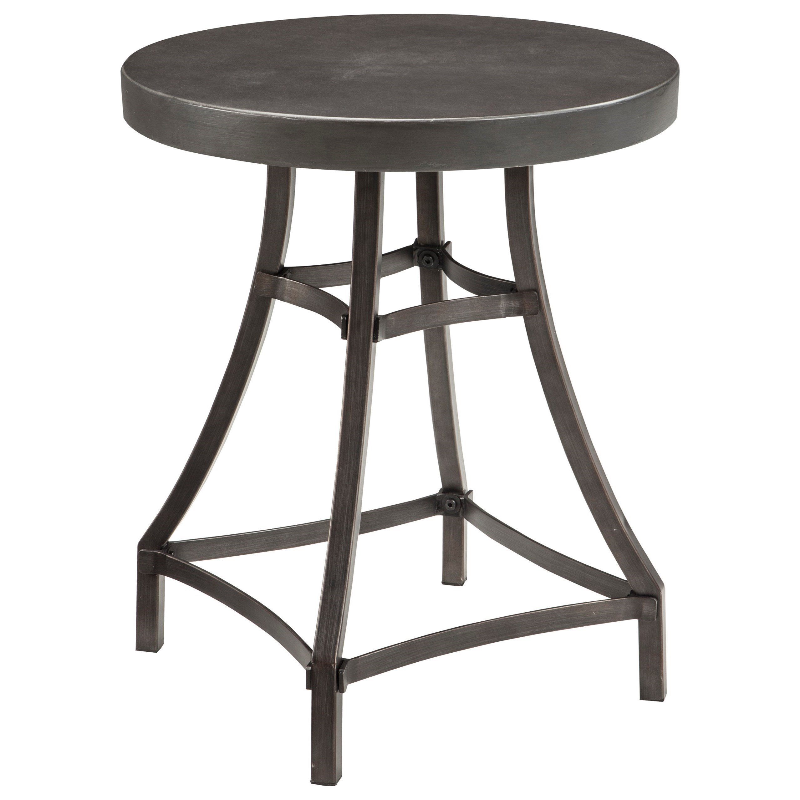 Signature Design by Ashley Starmore Round End Table - Item Number: T913-6