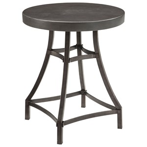 Signature Design by Ashley Starmore Round End Table