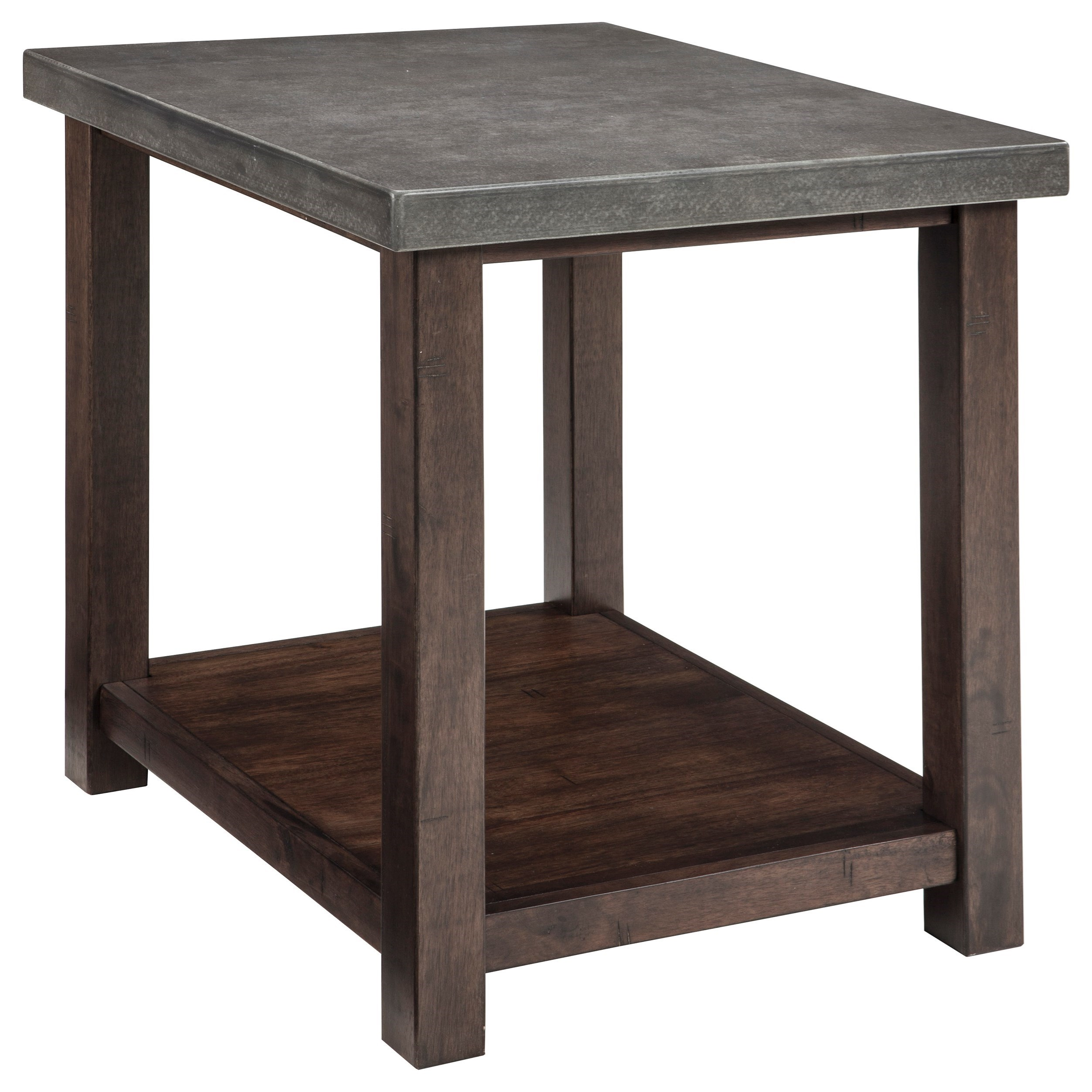 Signature Design by Ashley Starmore Chair Side End Table - Item Number: T913-7