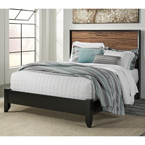 Signature Design by Ashley Stavani Queen Panel Bed