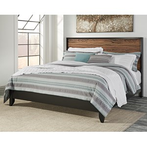 Signature Design by Ashley Stavani King Panel Bed