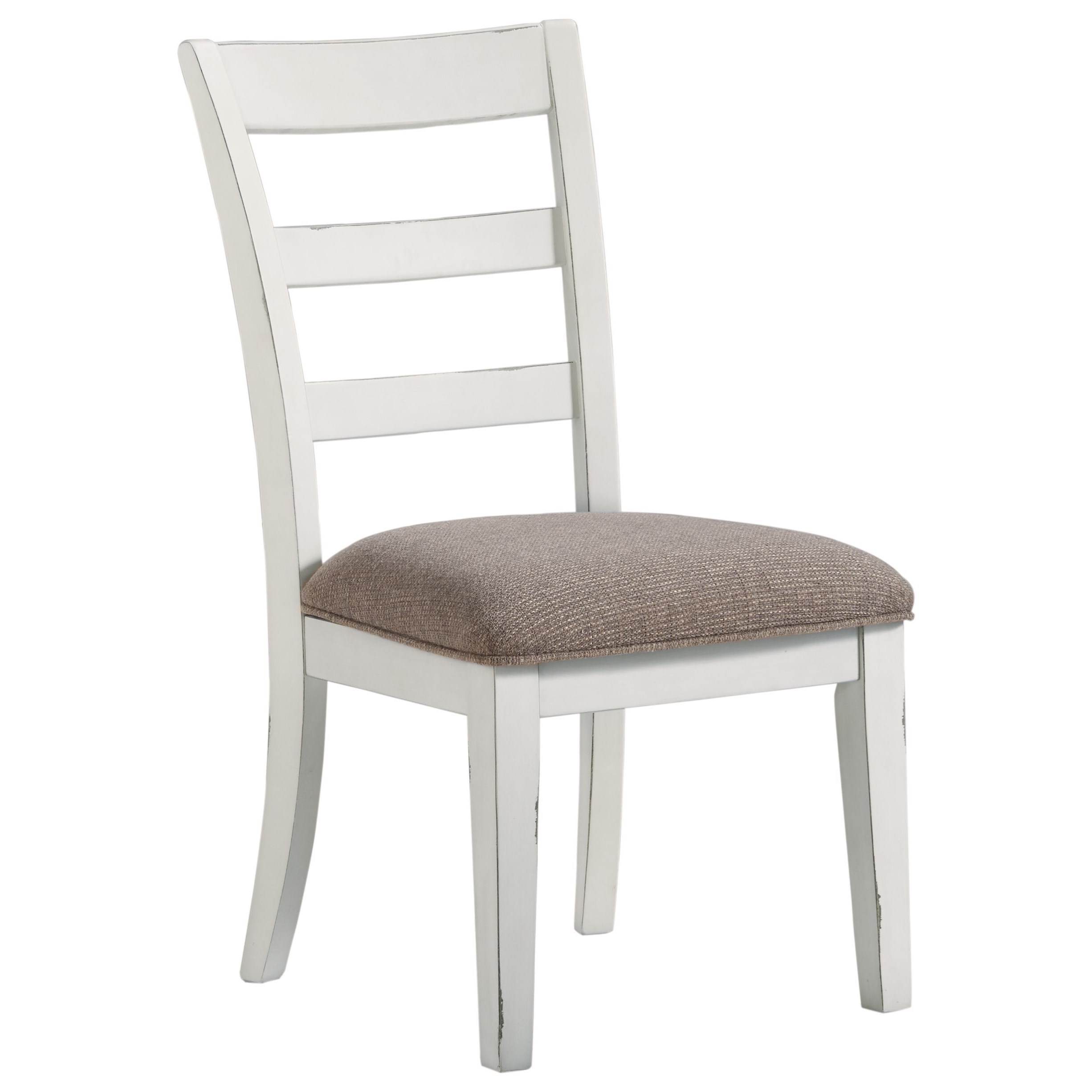 Signature Design by Ashley Stownbranner Dining Upholstered Side Chair - Item Number: D739-01