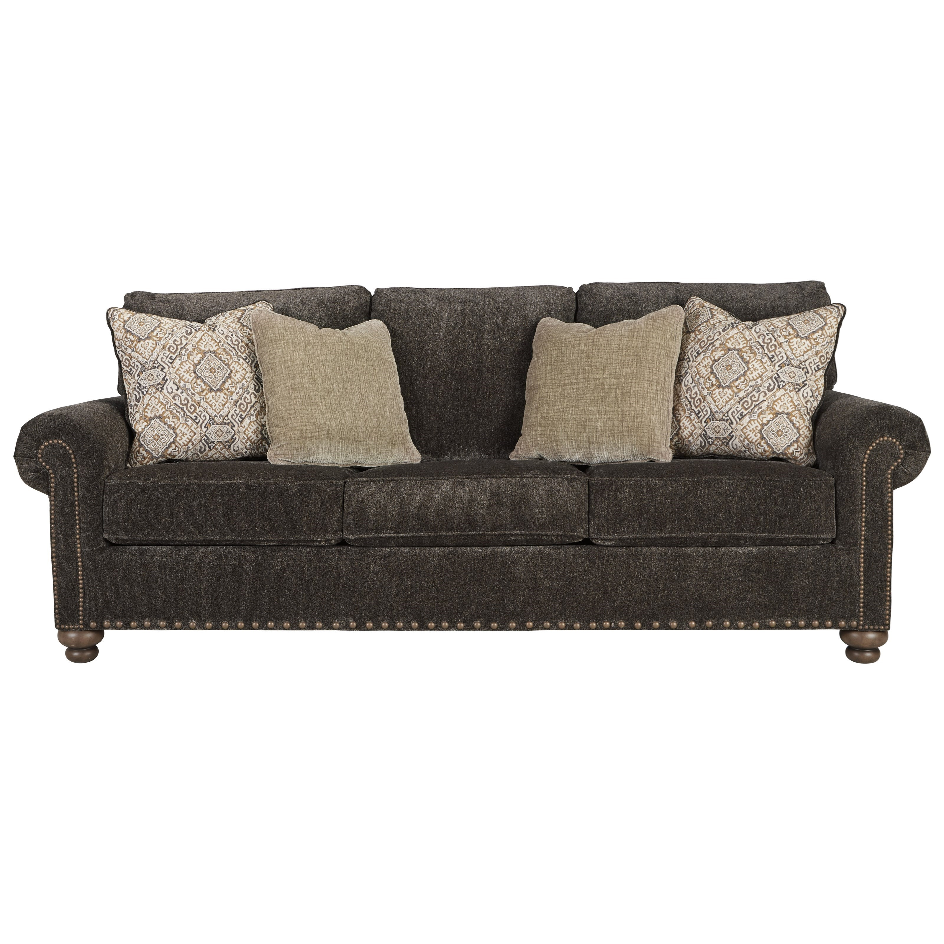 Signature Design By Ashley Stracelen Transitional Sofa