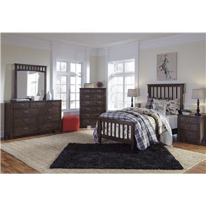Signature Design by Ashley Strenton Twin Bedroom Group