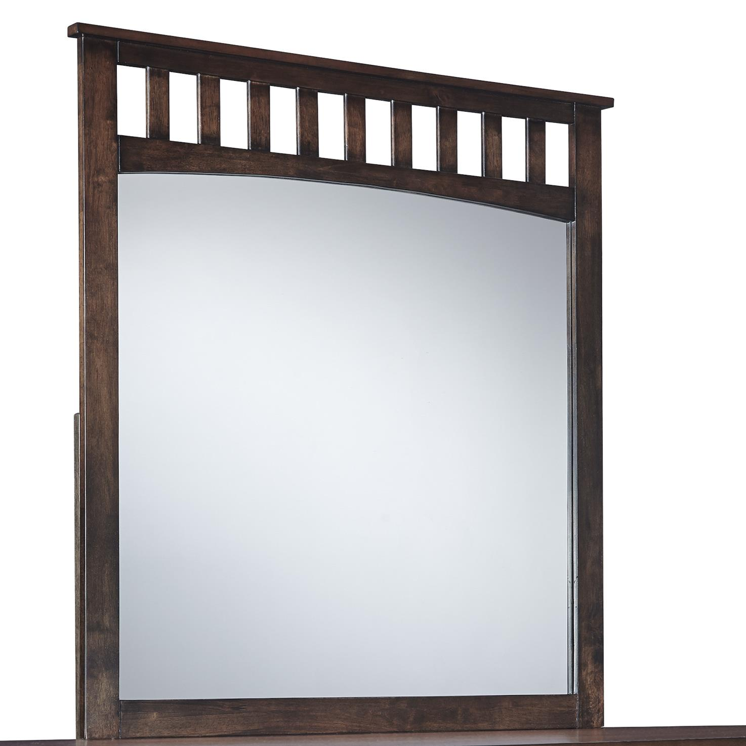 Signature Design by Ashley Strenton Bedroom Mirror - Item Number: B568-36