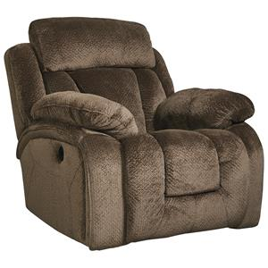 Signature Design by Ashley Stricklin Rocker Recliner