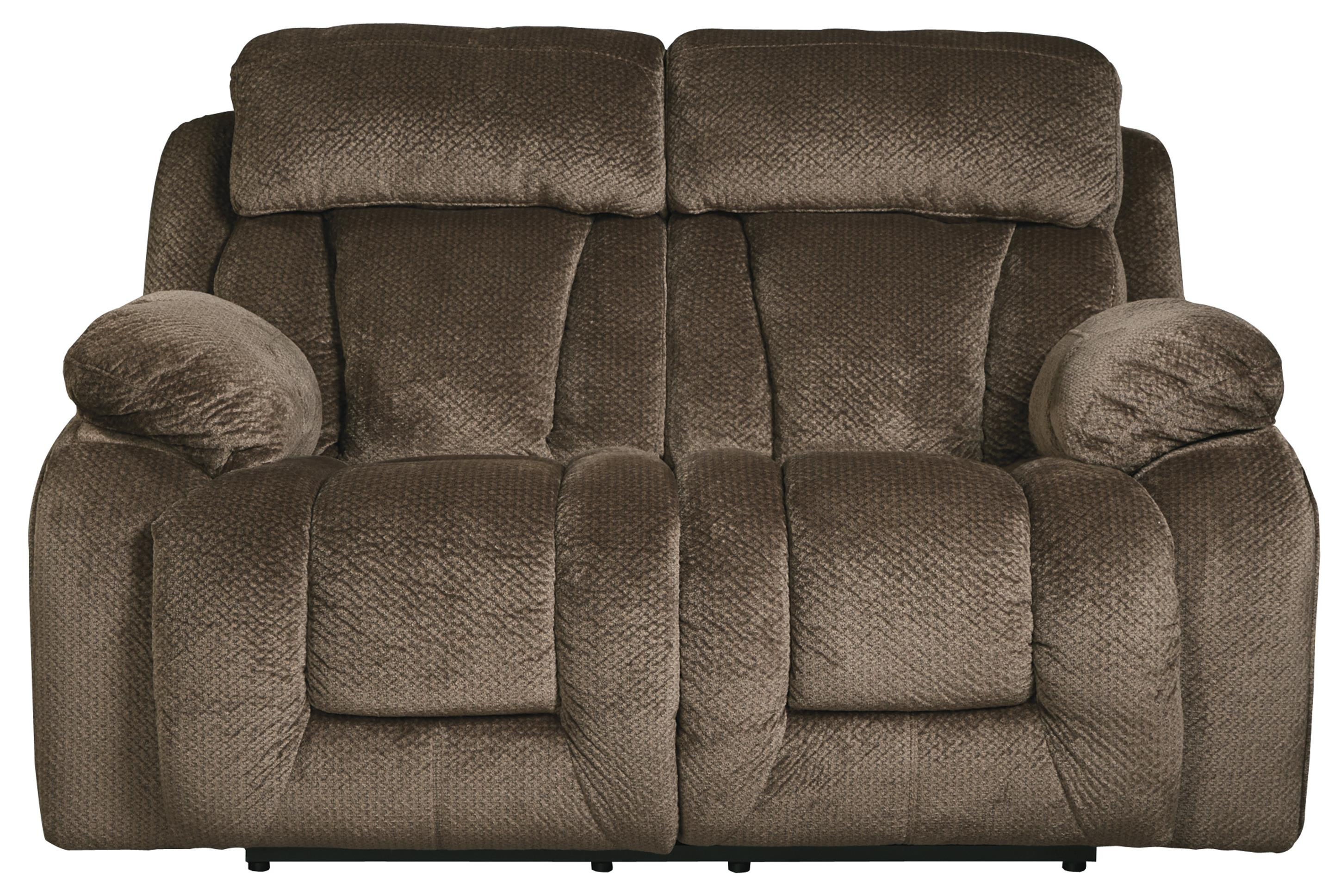 Signature Design by Ashley Stricklin Reclining Power Loveseat - Item Number: 8650374