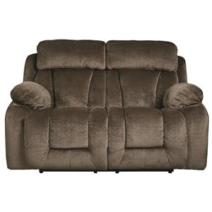 Signature Design by Ashley Stricklin Reclining Power Loveseat