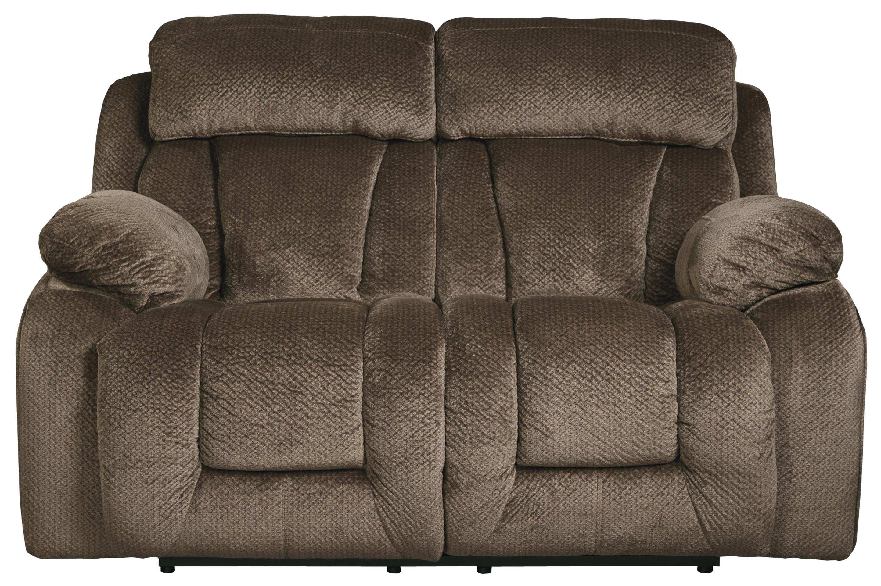 Signature Design by Ashley Stricklin Reclining Loveseat - Item Number: 8650386