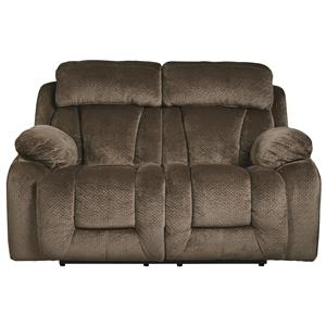 Signature Design by Ashley Stricklin Reclining Loveseat