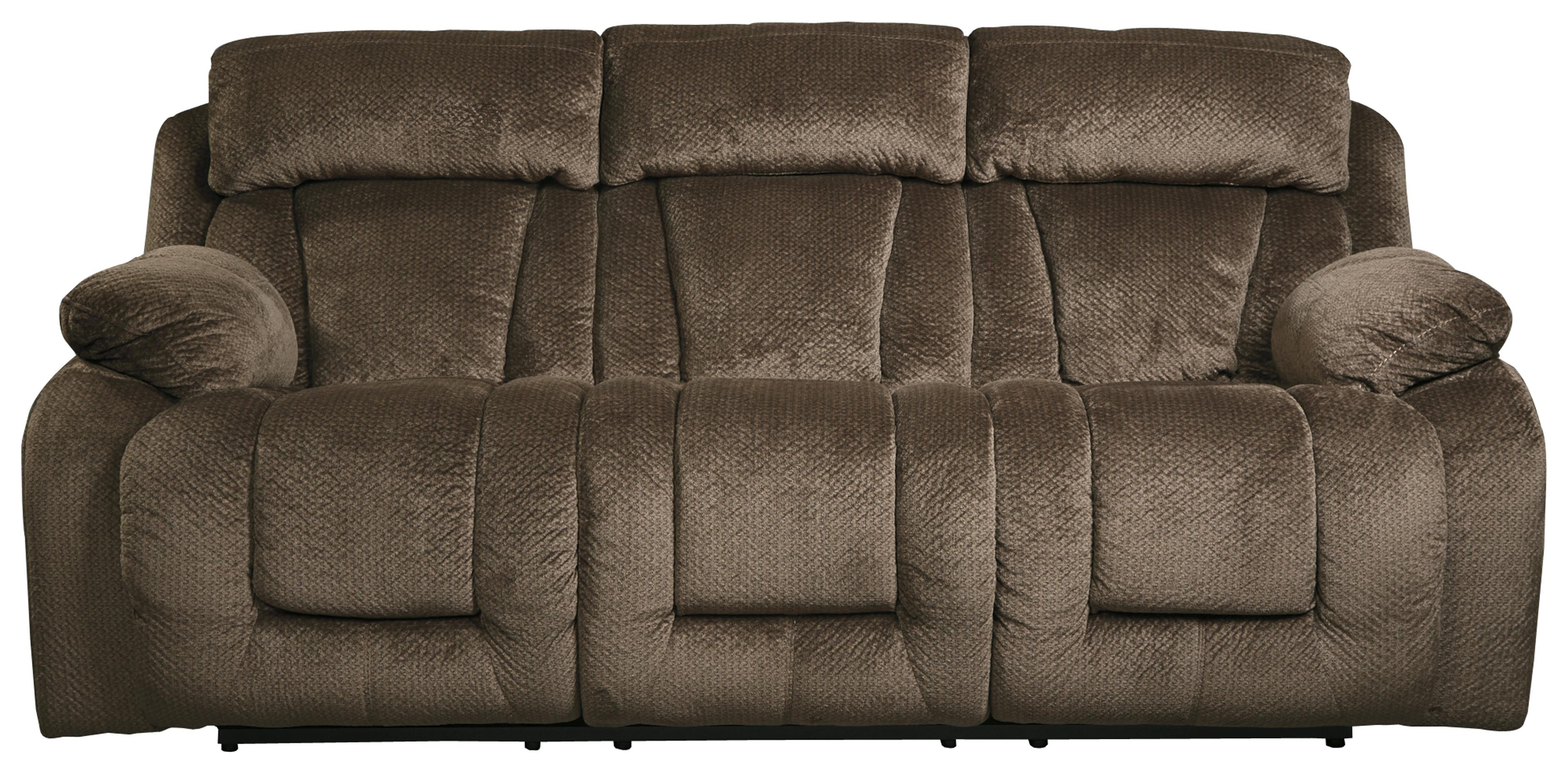 Signature Design by Ashley Stricklin Reclining Power Sofa - Item Number: 8650387