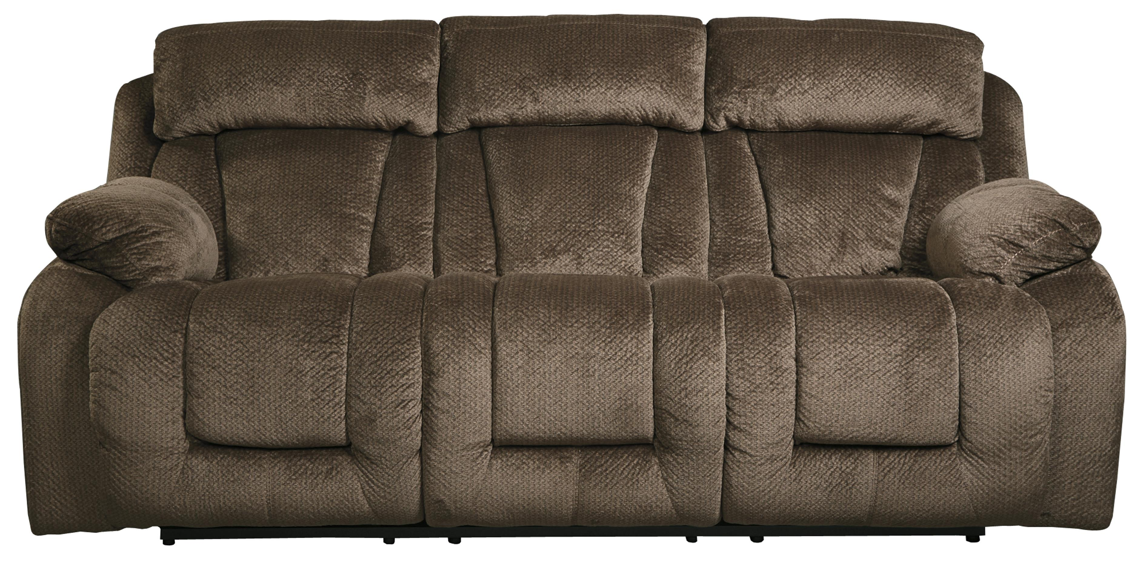 Signature Design by Ashley Stricklin Reclining Sofa - Item Number: 8650388