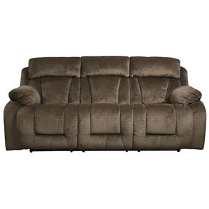 Signature Design by Ashley Stricklin Reclining Sofa
