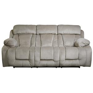Signature Design by Ashley Stricklin Reclining Power Sofa