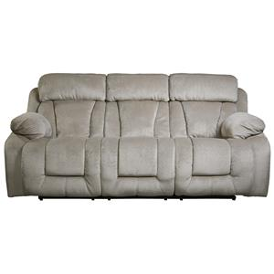Signature Design by Ashley Furniture Stricklin Reclining Sofa