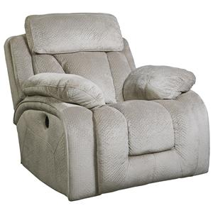 Signature Design by Ashley Stricklin Power Rocker Recliner