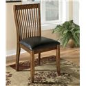 Signature Design by Ashley Surrey Dining Upholstered Side Chair - Item Number: D293-01