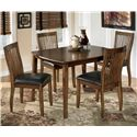 Signature Design by Ashley Stuman Rectangular Dining Room Table Set - Item Number: D293-225