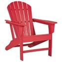 Signature Design by Ashley Sundown Treasure Adirondack Chair - Item Number: P013-898