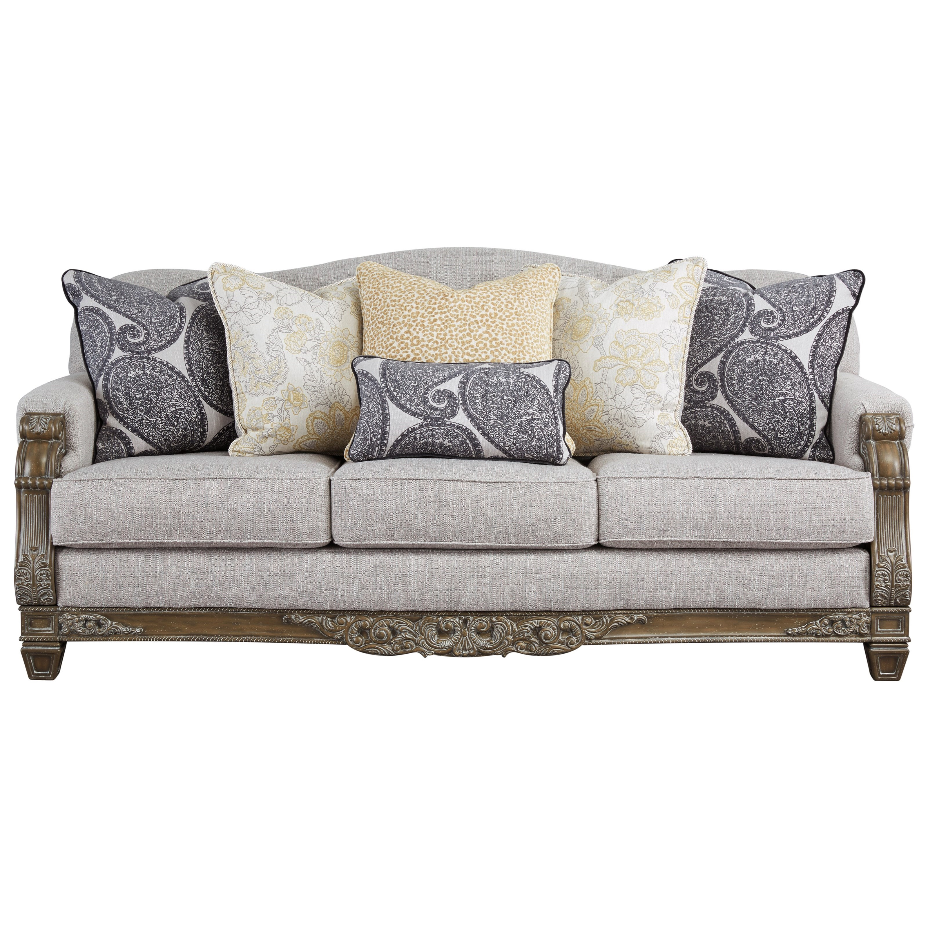Ashley Sylewood Traditional Sofa