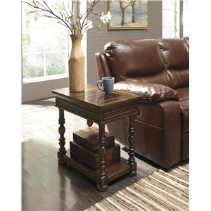 Signature Design by Ashley T638 Chairside End Table