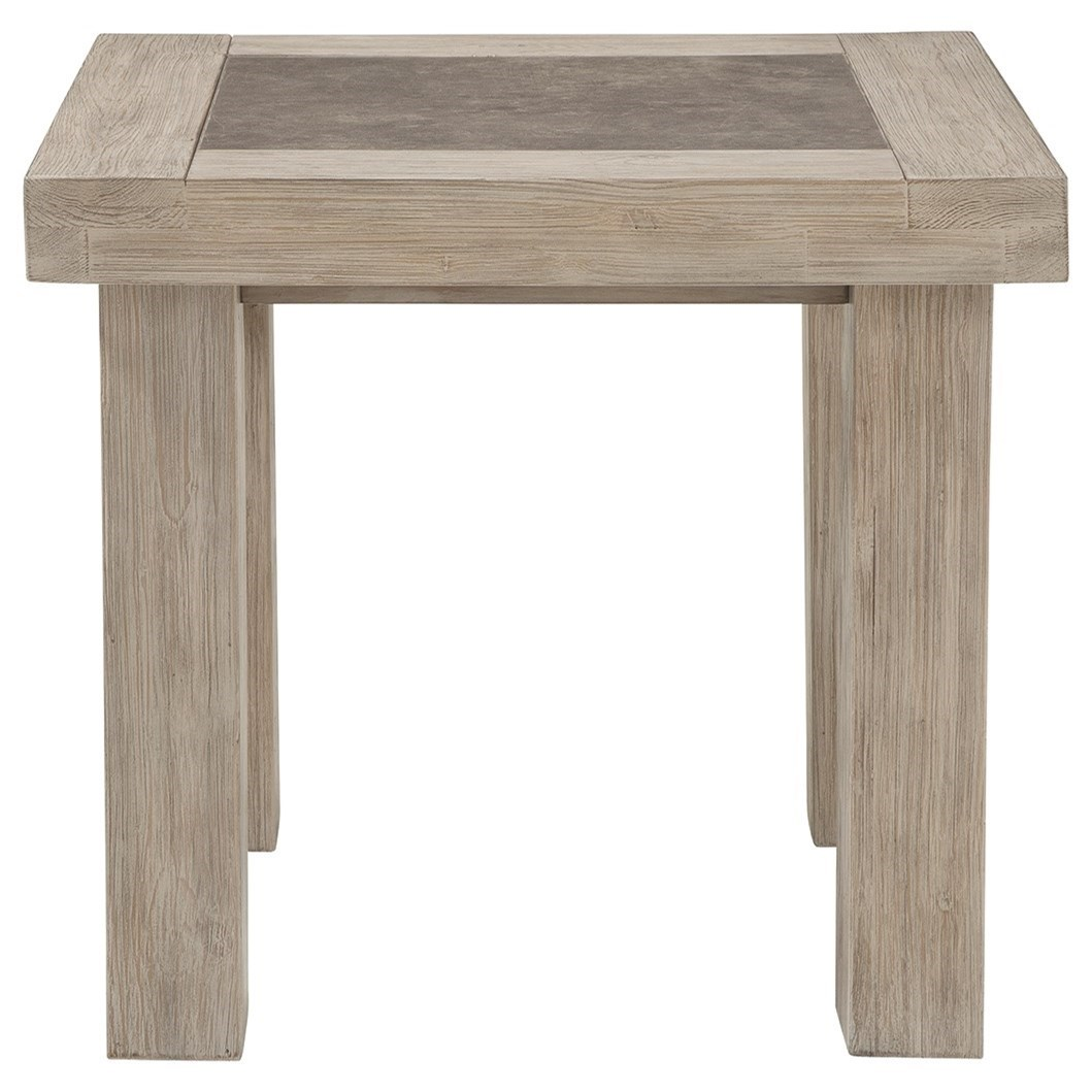 Hennington End Table by Signature Design by Ashley at Beck's Furniture