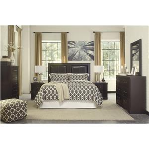 Signature Design by Ashley Tadlyn Queen/Full Bedroom Group