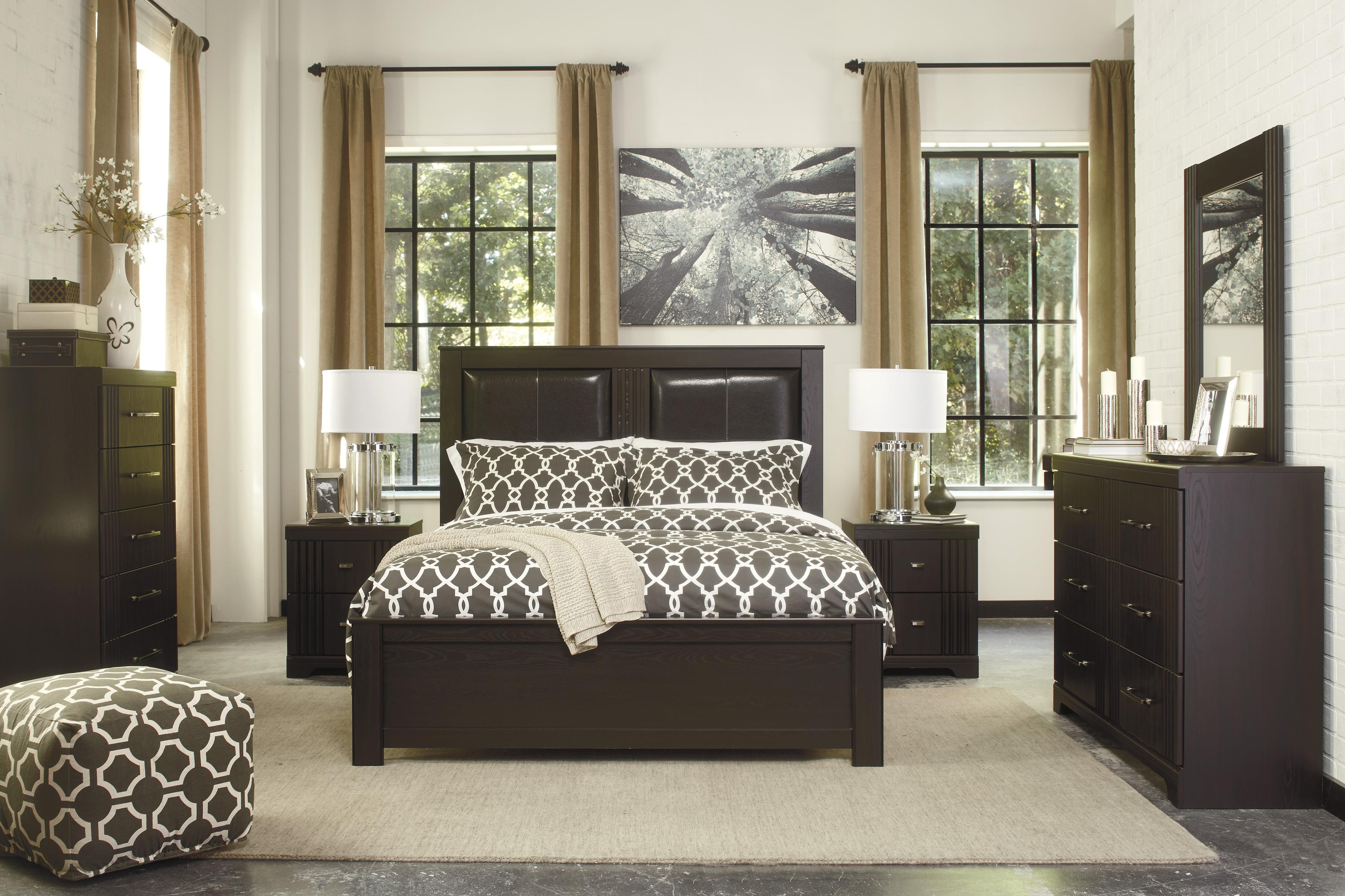 Signature Design by Ashley Tadlyn Queen Bedroom Group - Item Number: B146 Q Bedroom Group 2