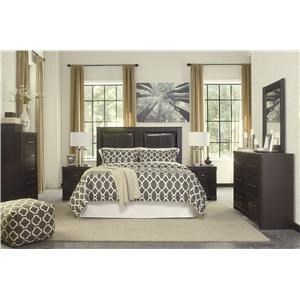 Signature Design by Ashley Furniture Tadlyn Queen Bedroom Group