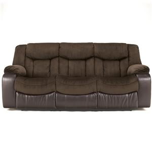 Signature Design by Ashley Tafton - Java Reclining Sofa