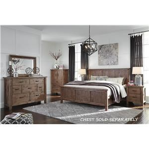 Signature Design by Ashley Tamilo Queen Bedroom Group