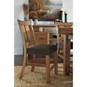 Signature Design by Ashley Tamilo 7 Piece Counter Extension Table Set