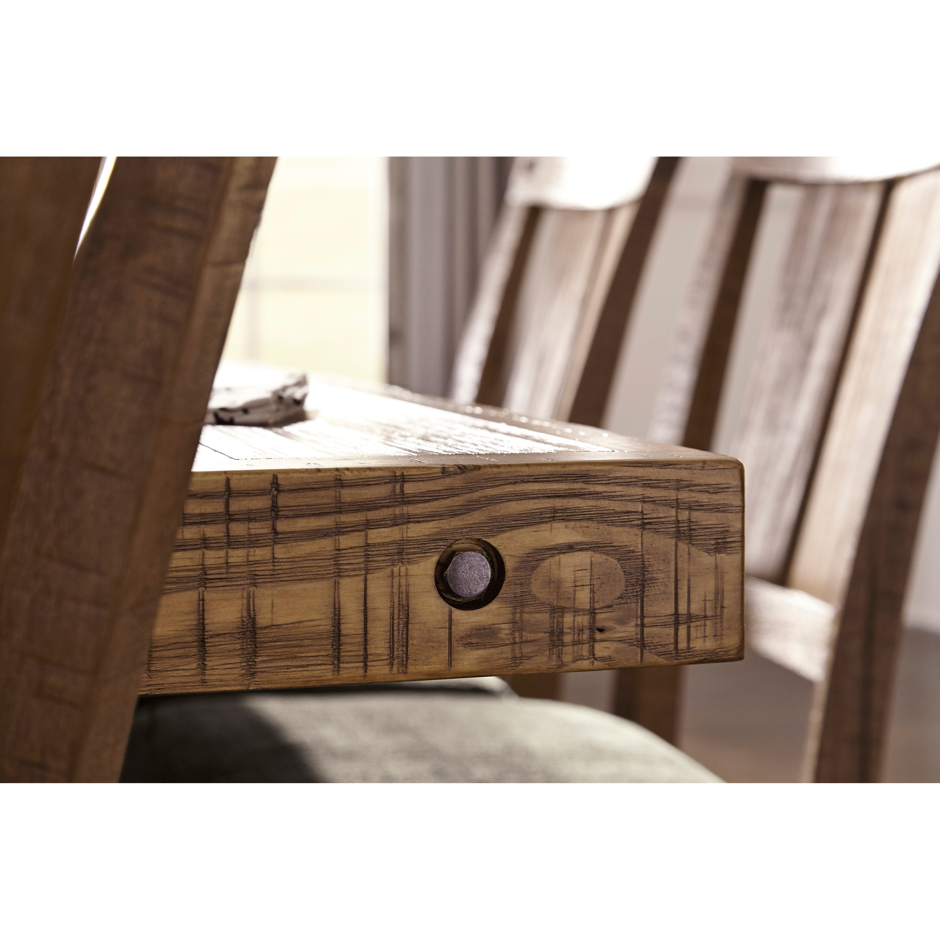 Signature Design By Ashley Tamilo 7 Piece Table Amp Chair