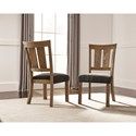 Signature Design by Ashley Tamilo 7 Piece Table & Chair Set with Leaf