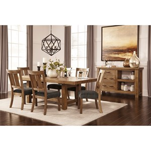 Signature Design by Ashley Tamilo Dining Room Server