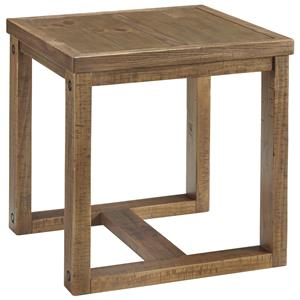 Signature Design by Ashley Tamilo Square End Table