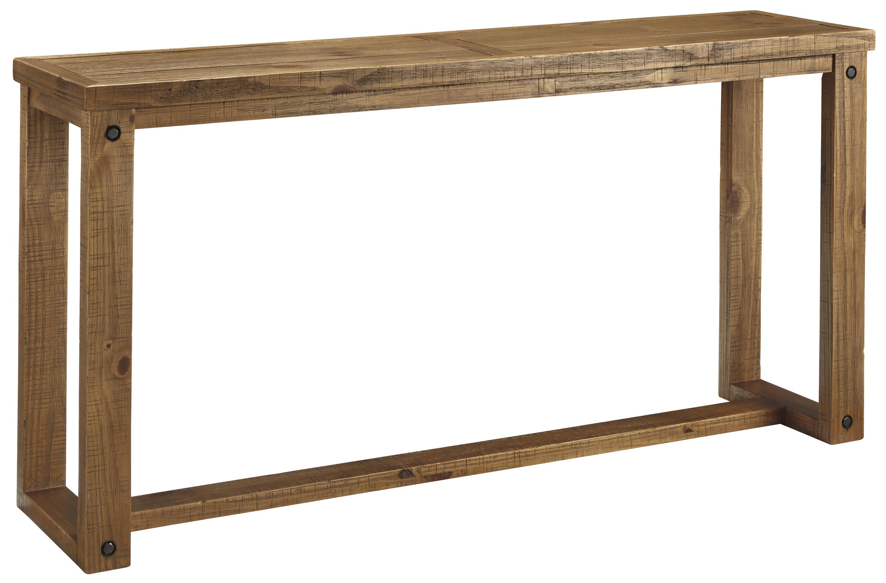 Signature Design by Ashley Tamilo Sofa Table - Item Number: T715-4