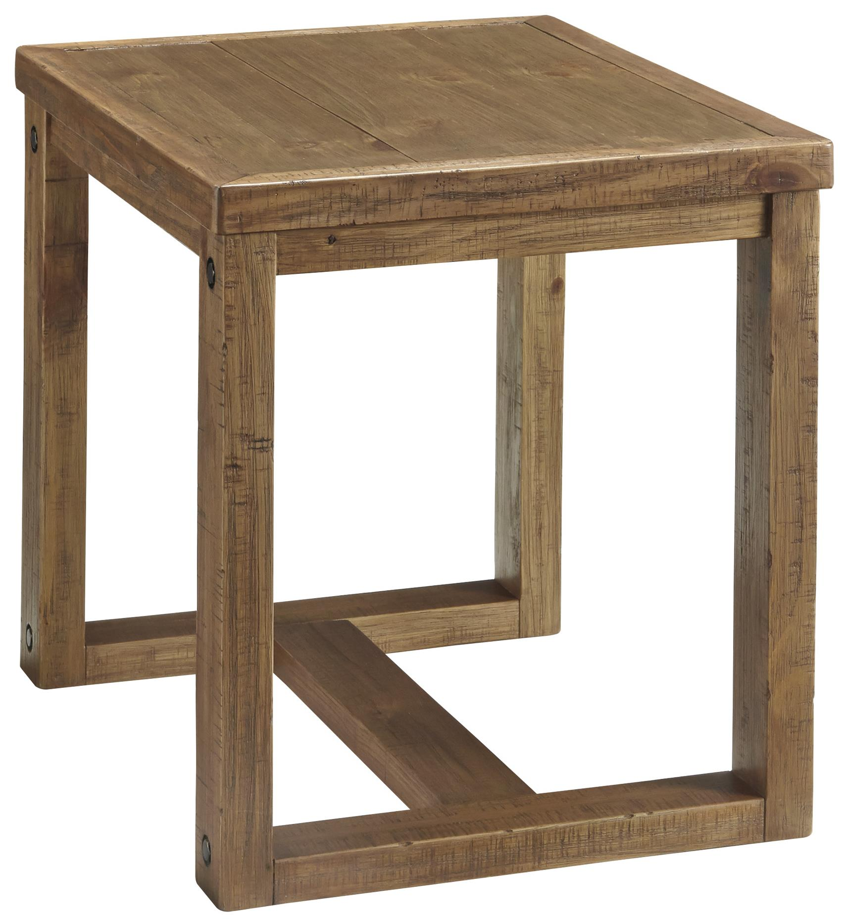 Signature Design by Ashley Tamilo Chair Side End Table - Item Number: T715-7