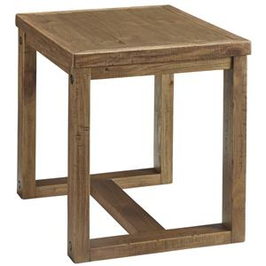 Signature Design by Ashley Tamilo Chair Side End Table