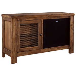 Ashley (Signature Design) Tamonie TV Stand with Bluetooth Speaker