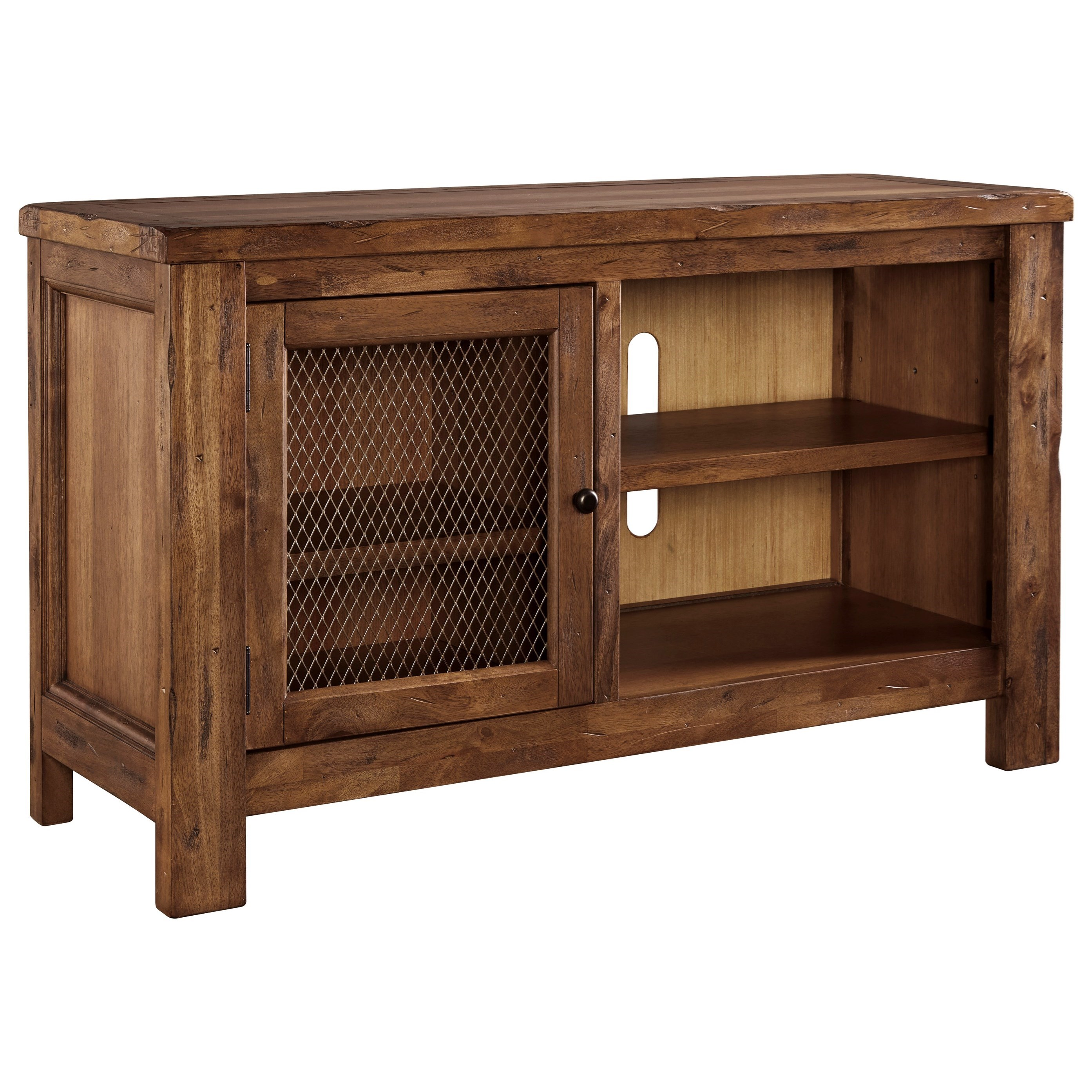 Signature Design by Ashley Tamonie TV Stand - Item Number: W830-18