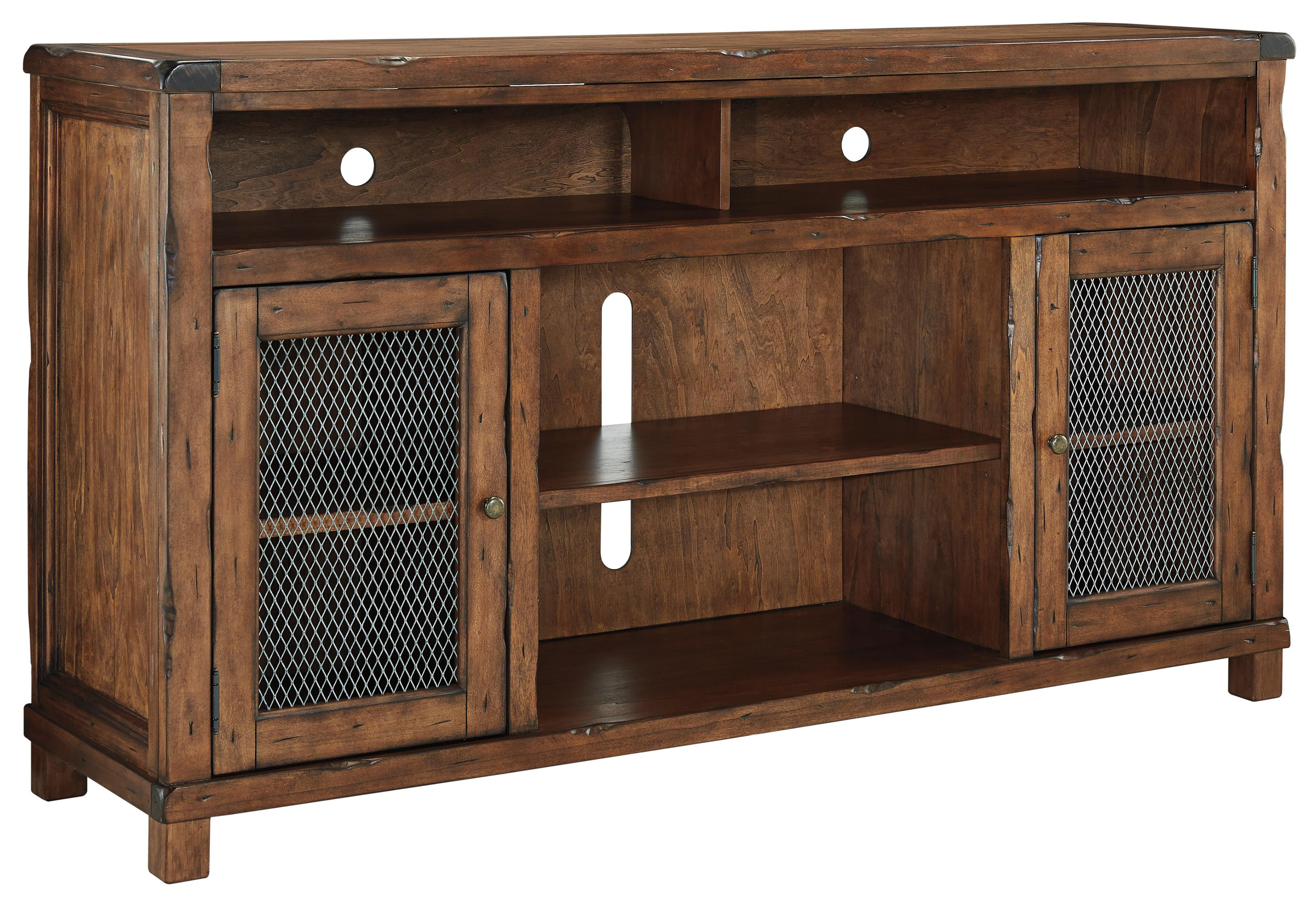 Signature Design by Ashley Tamonie XL TV Stand - Item Number: W830-68