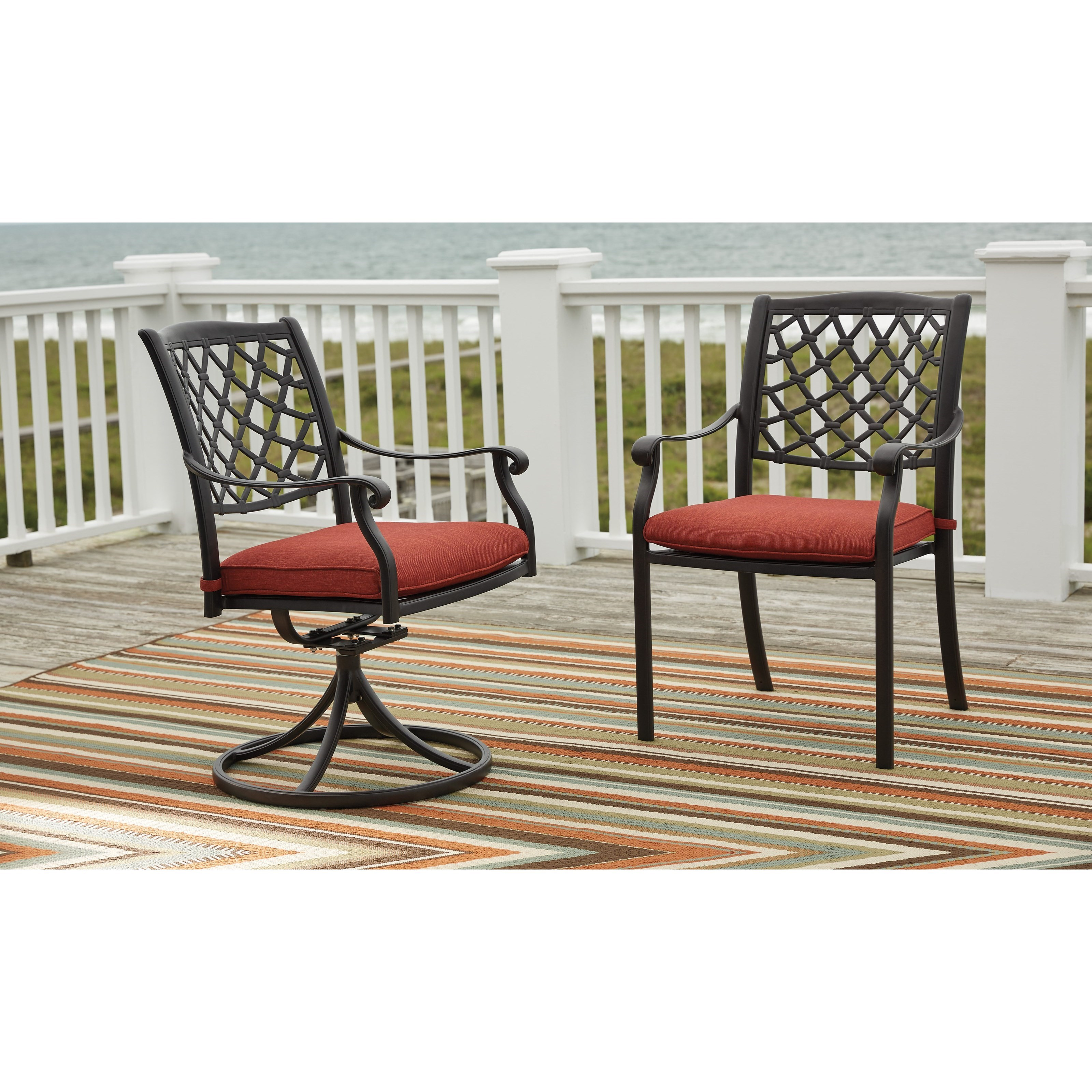 Ashley Signature Design Tanglevale Outdoor Dining Table
